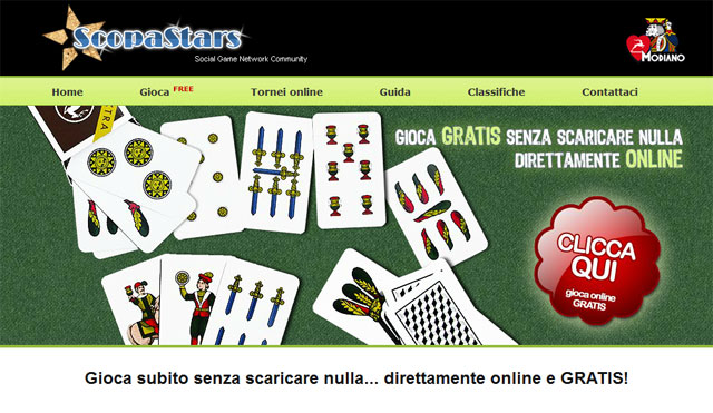 scopone scientifico gratis